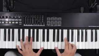Piano Video Tutorial - Equivocada - Thalia