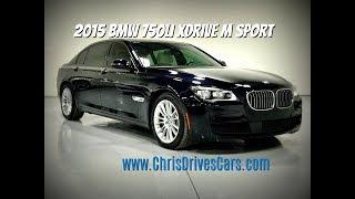 "2015 BMW 750Li xDrive M Sport - ""Chris Drives Cars"" Video Test Drive"