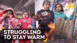 Gazans Are Struggling To Stay Warm This Winter thumbnail