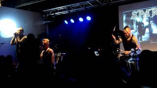 Spark! feat. Pouppée Fabrikk - Unforgiving (Familientreffen XI., 3. 7. 2015 Sandersleben)
