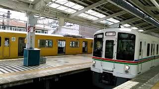 西武2000系・西武4000系・メトロ7000系 飯能駅集合