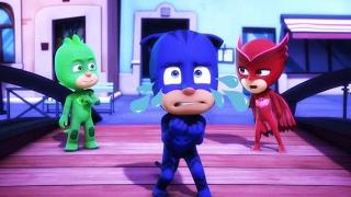 PJ Masks Cartoon ᴴᴰ w/ Disney Junior Cartoon Compilation 13