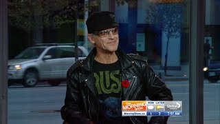 Doroschuk talks Men Without Hats back on the road
