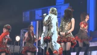 2012年、ドリムス日本武道館コンサートツアーにて.