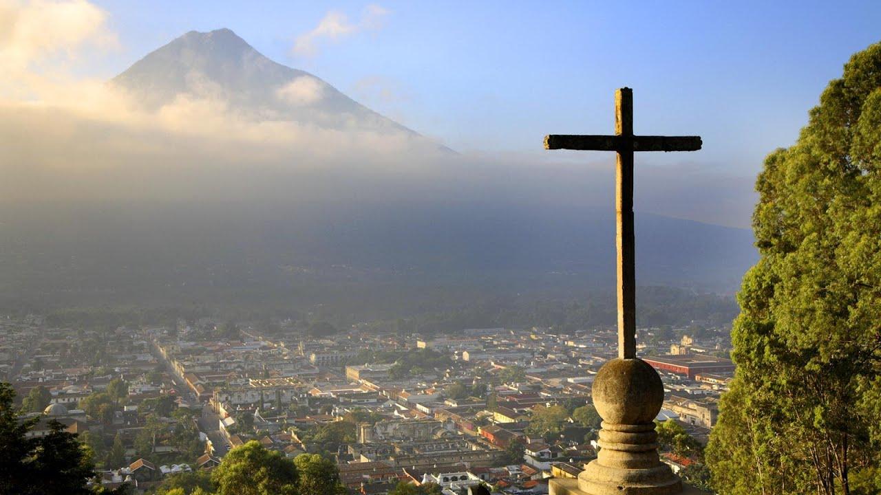 Объекты всемирного наследия ЮНЕСКО. Гватемала.