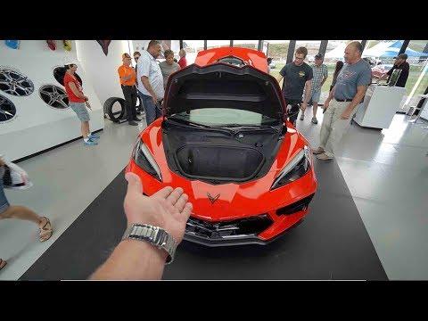 Buying The 2020 C8 Corvette?