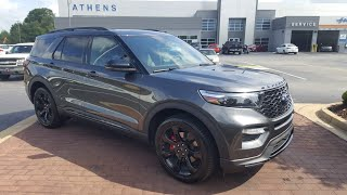 2020 Ford Explorer ST - Magnetic Metallic