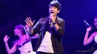 [Live Show] 160302 คนใจง่าย - ไอซ์ ศรัณยู ICE Sarunyu @ เวียงจันทน์ สปป. ลาว
