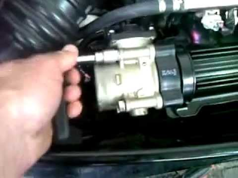 Yamaha VX1100 How to Remove Restrictor  YouTube