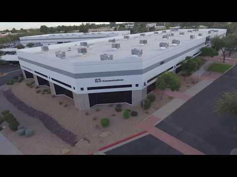 Tour of IES Communications Corporate Offices in Tempe, AZ