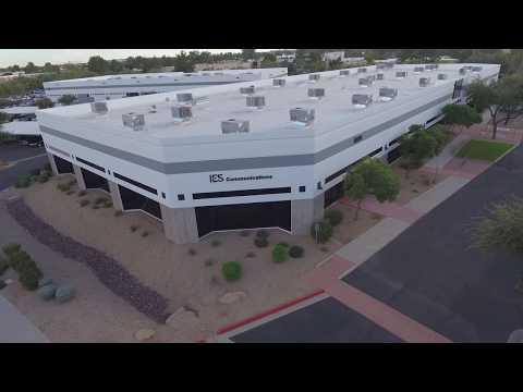 Tour of IES Communications Corporate Office Tempe, AZ.