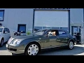 Bentley Continental Flying Spur Continental Flying Spur 6.0L W12 deutsches Fzg..