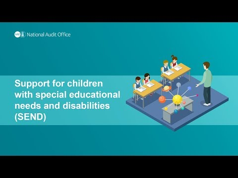Support For Children With Special Educational Needs And Disabilities - NAO Report