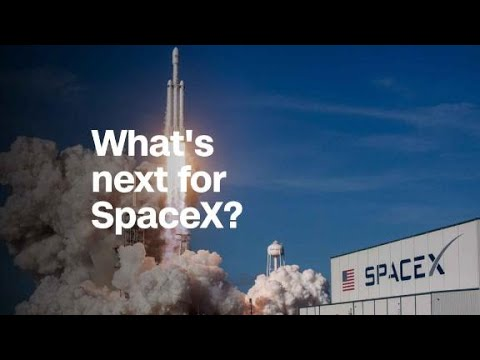 What's next for SpaceX after successful Falcon Heavy...