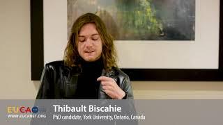 Emerging Scholars: Thibault Biscahie