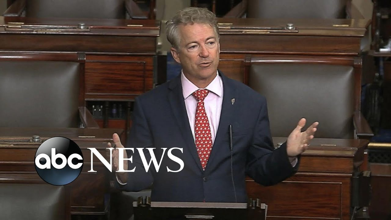 Rand Paul says he has successfully recovered from coronavirus ...