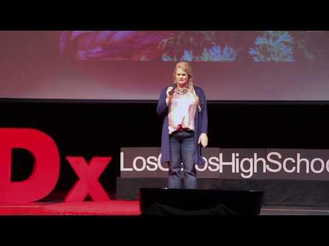 Say good, do good, be good | Lilli Valencia | TEDxLosGatosHighSchool