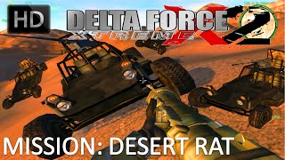 Delta Force Xtreme 2 Walkthrough - Mission 9: Desert Rat HD