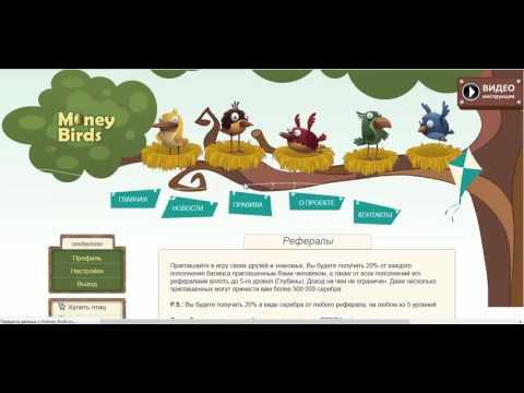 Money birds 2000 рублей без рефералов