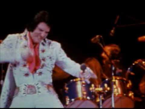 Elvis Presley - Proud Mary (Live)