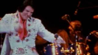 Elvis Presley - Proud Mary (Live)(Elvis canta