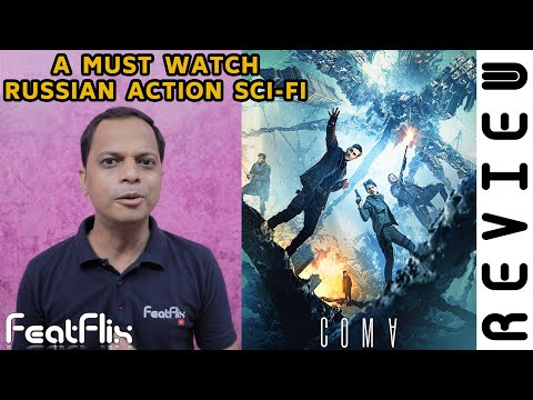 Coma aka Koma (2020) Russian Action, Adventure, Fantasy Movie Review In Hindi | FeatFlix