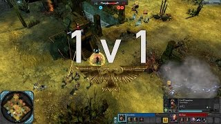 Dawn of War 2: Retribution - 1v1 | Tex [vs] Ser Topi