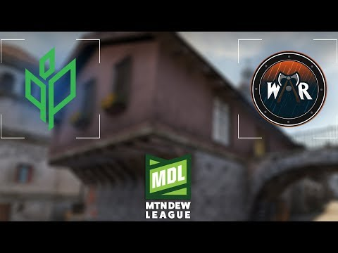 ESEA MDL S27 Europe - Sprout vs. Wind and Rain