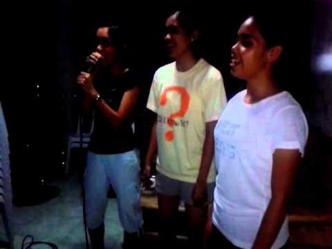 Voltes V Main Theme (by: Marnie, Fatima, Karen)