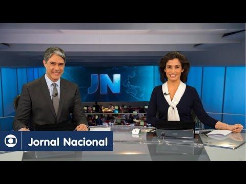 Jornal Nacional Cerimônia de Abertura da Olimpíada Rio 2016! -Opening of the Olympics Brazil 2016