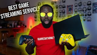 Best Game Streaming Services Boored at Home| Stadia, GeForce Now, xCloud!!!