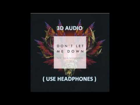 [3D AUDIO!!!] The Chainsmokers ft. Daya -...
