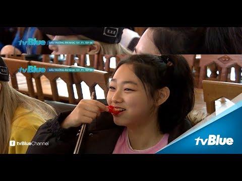 Đấu trường âm nhạc 101 mùa 01 | Chế độ ăn kiêng của các idol nữ