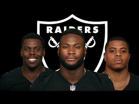 3 Headed Monster || Oakland Raiders MID-SEASON Highlights