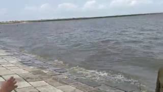 Musapur Sea Beach waves