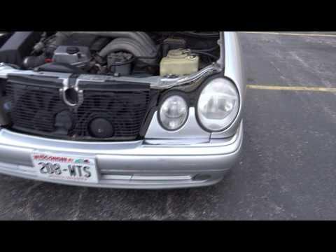 1997 Mercedes E300 Diesel AMG Upgrades For Sale Walkaround / Drive