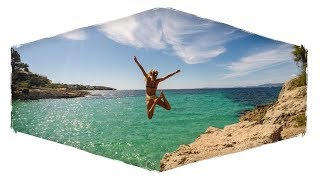 The best of MALLORCA - cliff jumping, boat, Palma, beaches & special paddling /have fun with us/