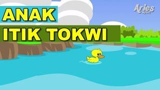 Alif & Mimi - ANAK ITIK TOKWI (Animasi 2D) Lagu Kanak Kanak
