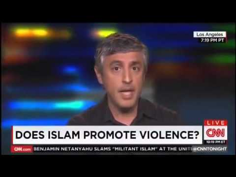 Reza Aslan Destroys CNN By Rebutting Their Weak Arguments On Violence in Islamic Countries