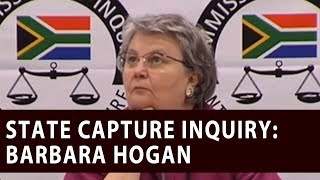 Hogan: Zuma intefered in the appointment of Transnet CEO