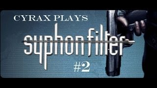 Syphon Filter (Part 2) Train Madness and more
