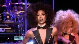 Ciara - Love Sex Magic (Live Ellen Show 2009 HQ)