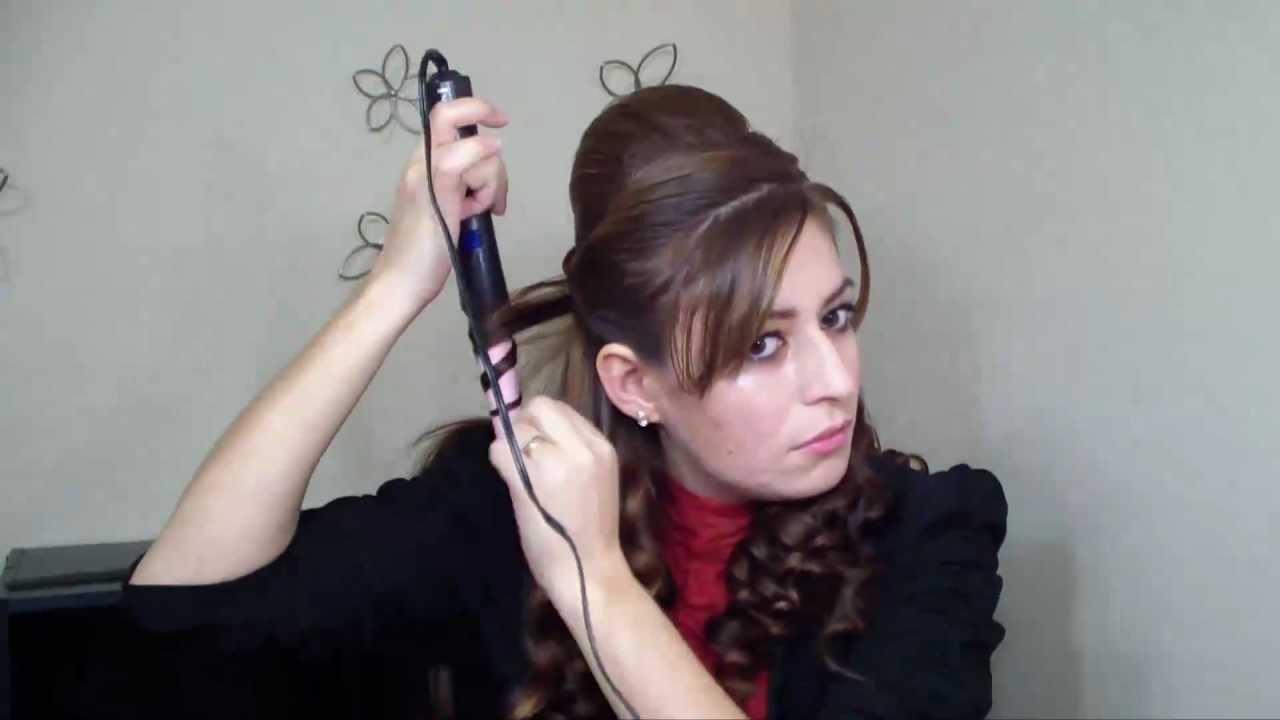 Como aserte un peinado para una fiesta boda quince era - Peinados para ir de fiesta ...