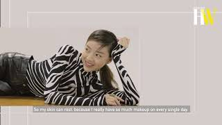 "Beauty Undercover: Jasmine Sim's ""basic is beautiful"" beauty routine"