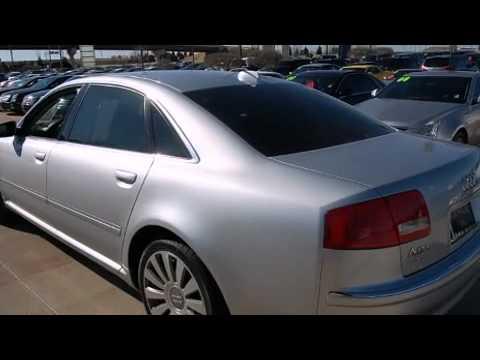 2004 Audi A8 L Quattro In Oklahoma City Ok 73114 Youtube