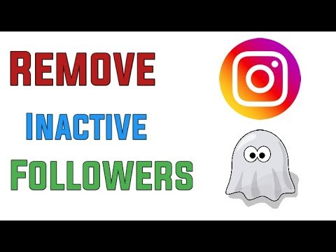 How to remove inactive followers in Hindi | How to remove ghost followers in Hindi