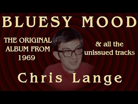 "Chris Lange - ""Bluesy Mood"" album from 1969"