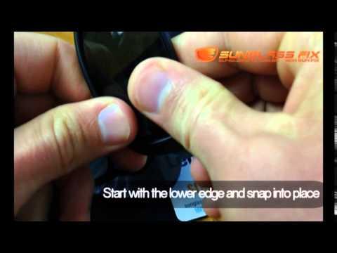 15ba29bca0ab Arnette So Easy Sunglasses, How to replace the Lenses - YouTube