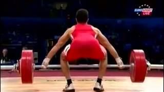 Чемпионат мира по тяжелой атлетике 2013!Мужчины 69 кг! Рывок