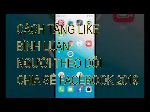 hướng dẫn hack người theo dõi trên facebook - Hướng dẫn HACK Follow ( Người theo dõi ) - Hack Like, Share, Cmt... Trên Facebook 2019